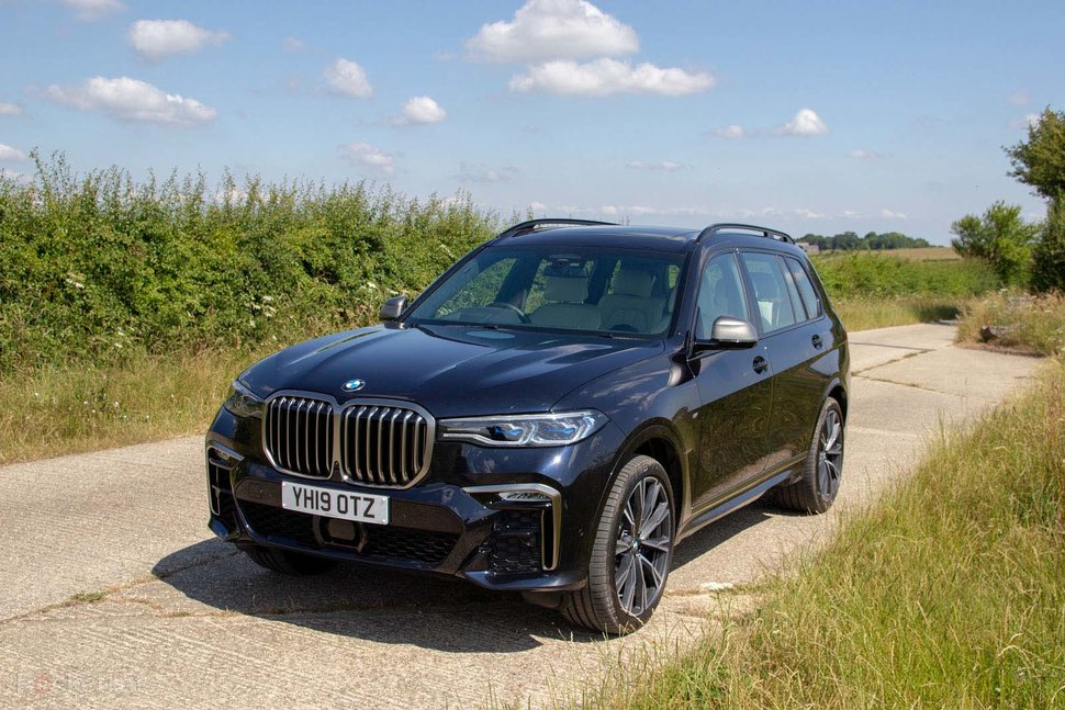 BMW X7 review - Pocket-lint