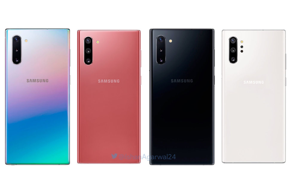samsung note 10 and note 10 pricing leaks you better