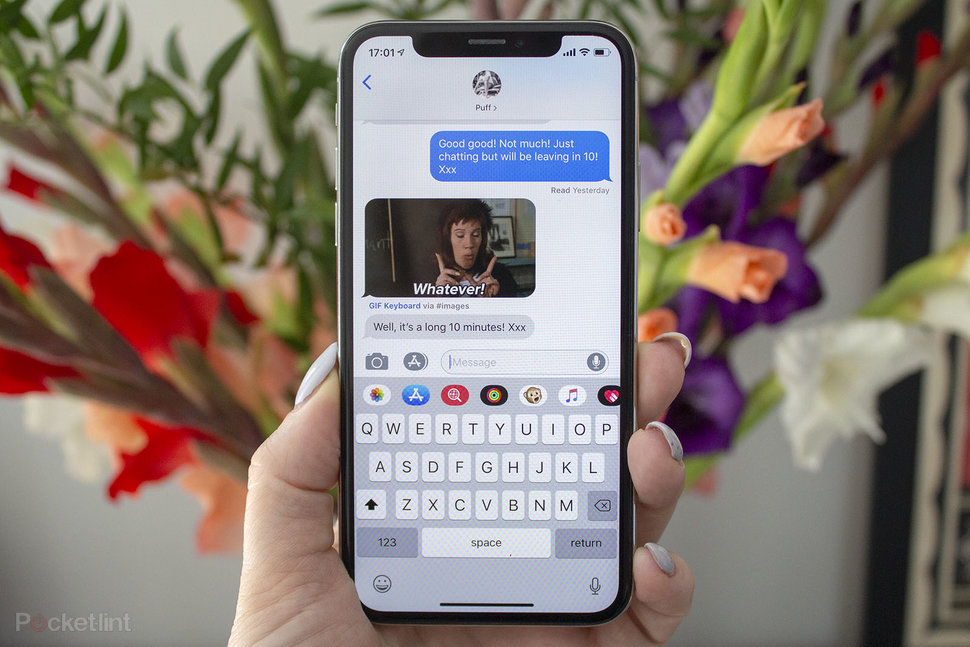 hook up iMessage naar Mac