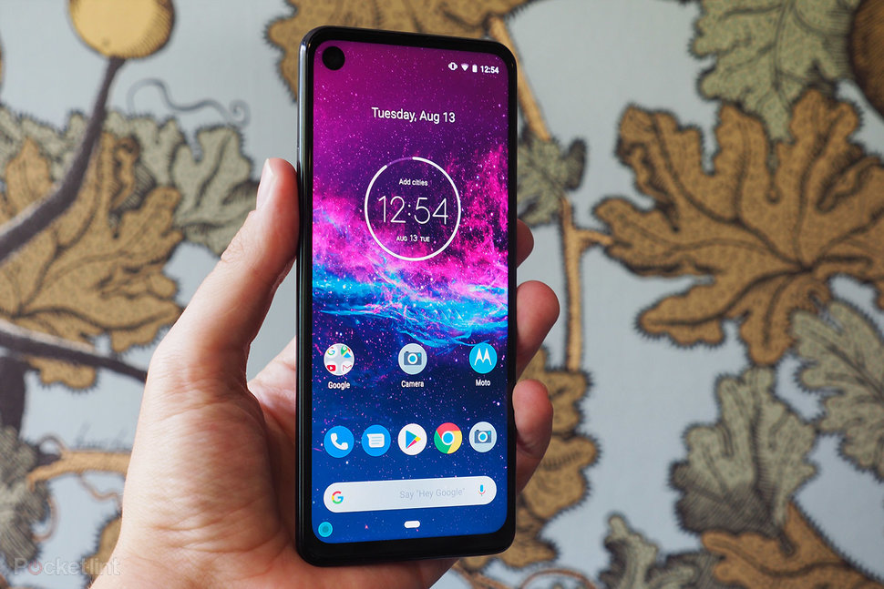 Motorola Moto One Action-bild 1