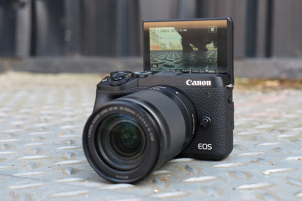 Canon EOS M6 Mk2 review - Pocket-lint