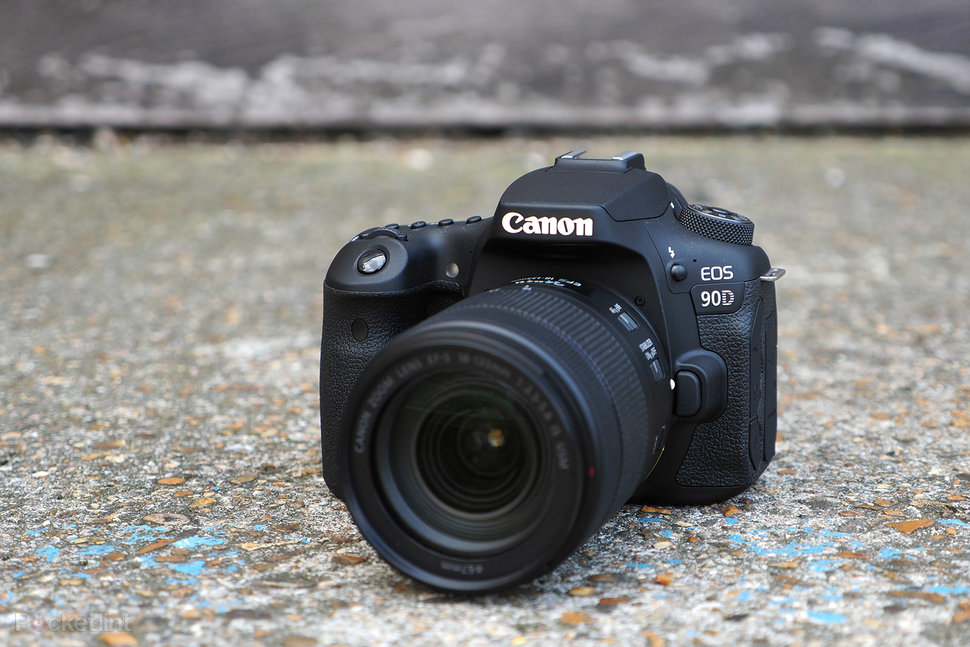 Canon EOS 90D review: 32MP, 4K video and more goodies