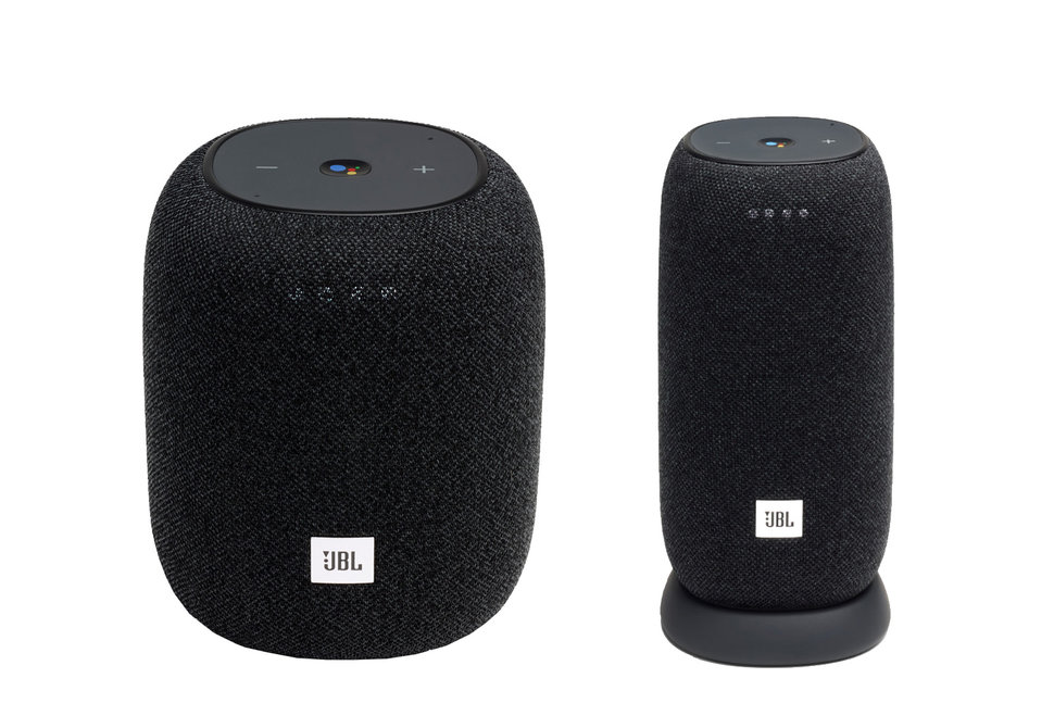 JBL Link gets Google Assistant in new Portable and Music speake