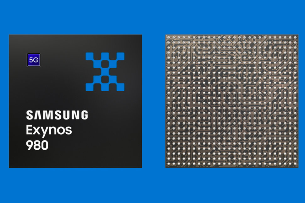 Samsung integrates 5G directly onto its latest smartphone chip
