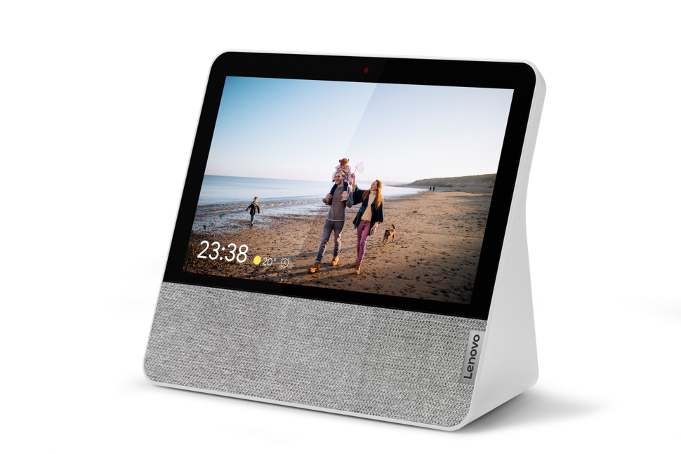 Lenovo reveals updated Smart Display 7 with Google Assistant