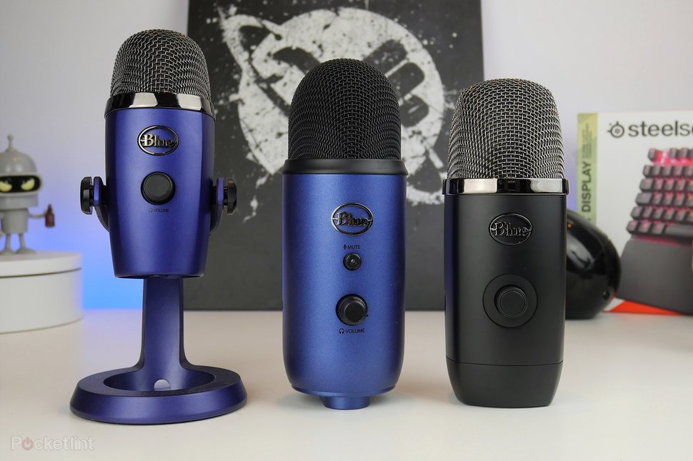 different types of PS4 microphones