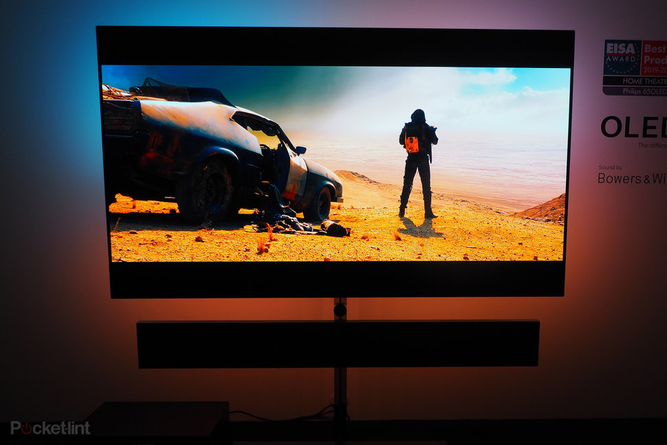 Philips 984 OLED+ HDR TV initial review: Taking TV audio to ano
