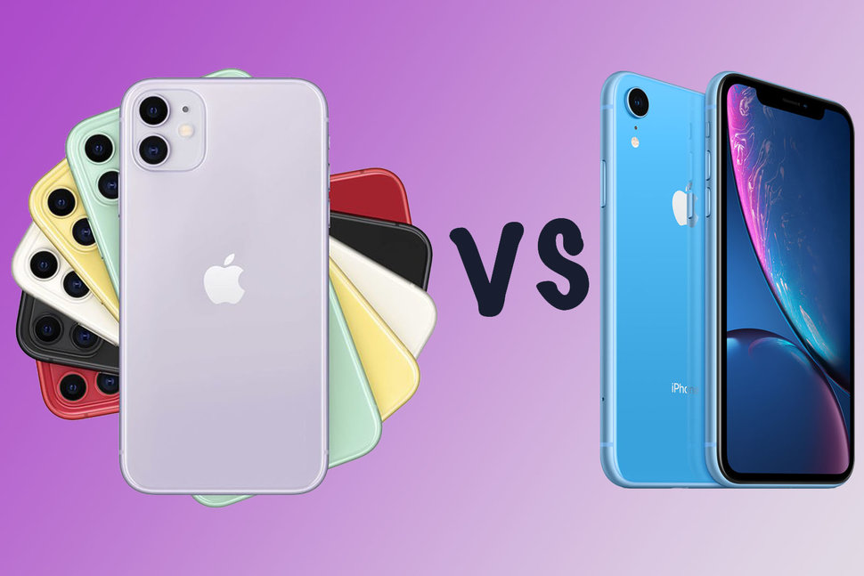 Apple iPhone 11 vs iPhone XR comparison: What's the ...