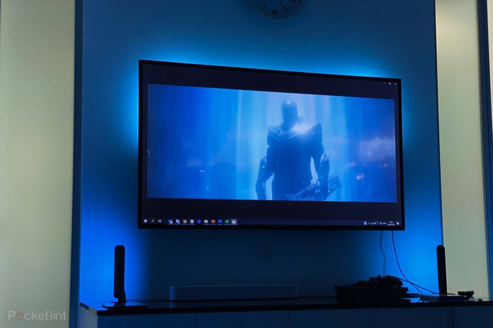Philips Hue Play initial review Bringing more colour to your TV image 1