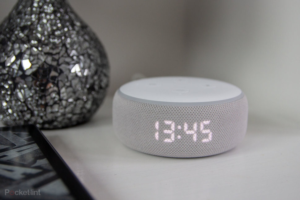 Amazon Echo Dot With Clock Review Pocket Lint