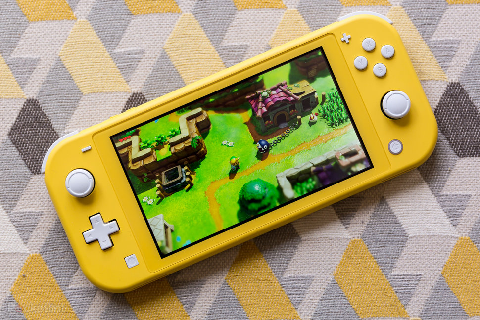 Nintendo Switch Lite review shots image 1
