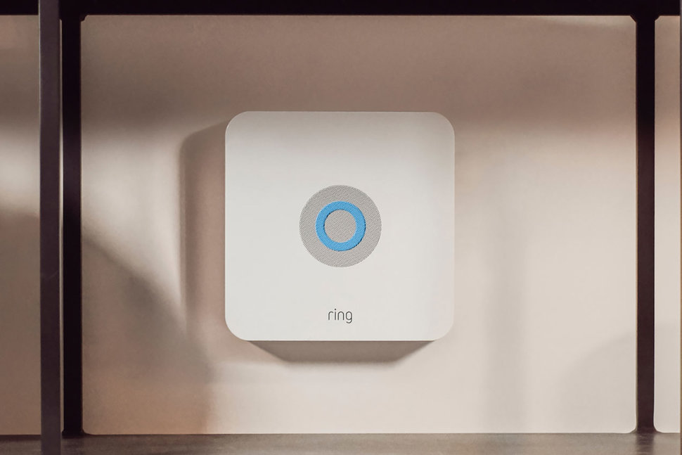 Ring Alarm Available In Uk From 7 November