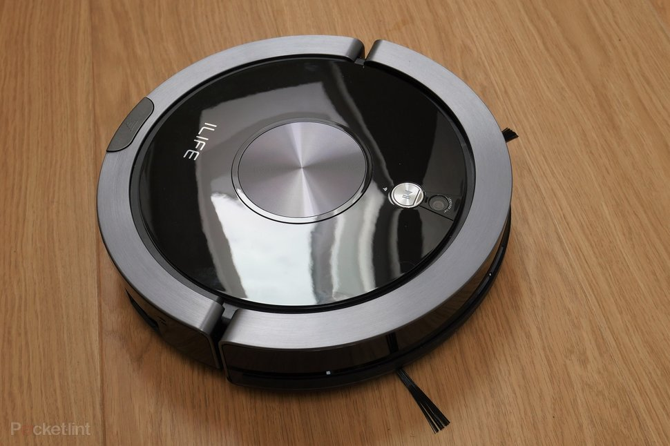 iLife A9 robot vacuum cleaner review image 1