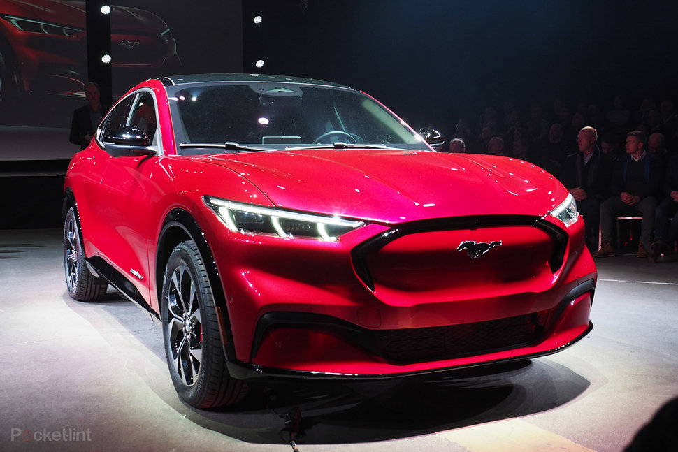 Ford Electric Car >> Ford Mustang Mach E Suv Design Price Tech Release Date