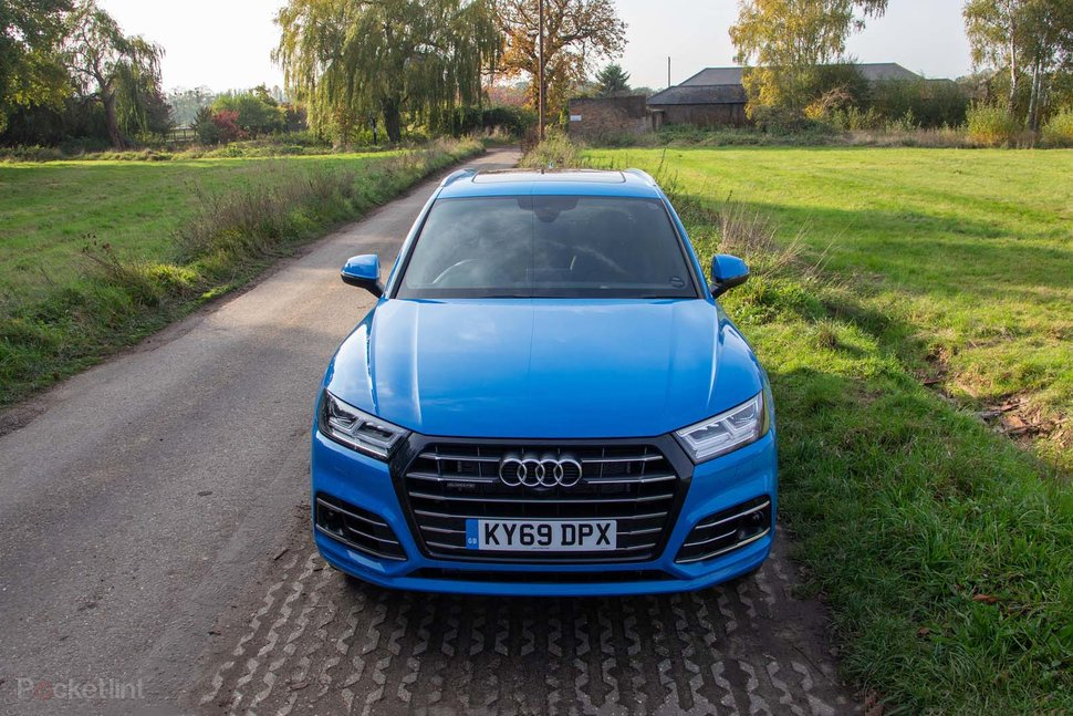 Audi Q5 Plug-in Hybrid Review image 1