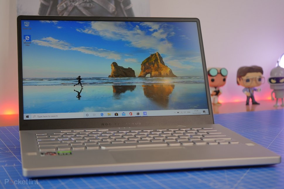 Asus Zephyrus G14 gaming laptop review image 1