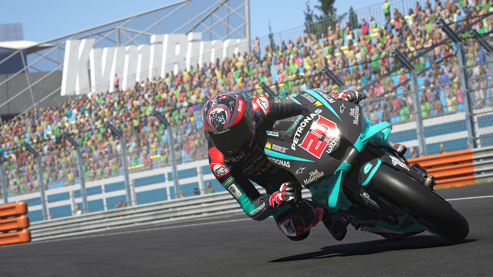 MotoGP 20 review image 1
