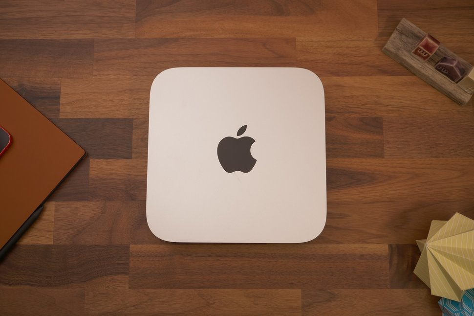 Apple Mac mini M1 review photo 10
