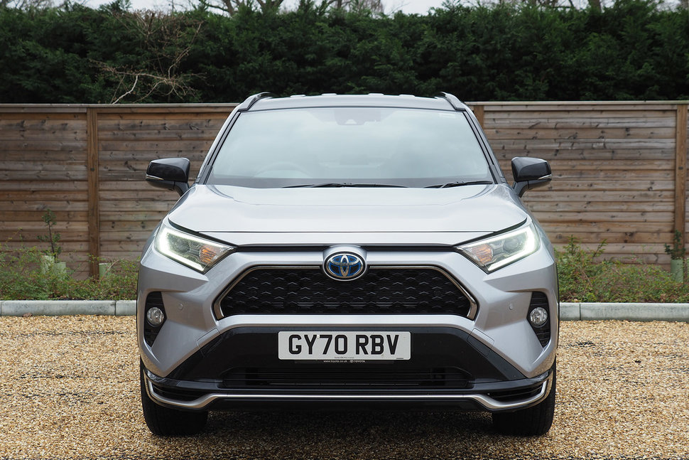 Toyota Rav4 plug-in hybrid review photo 22