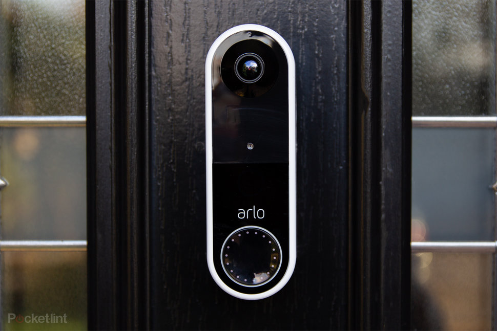 Arlo Essential Video Doorbell Wire-Free review foto 1