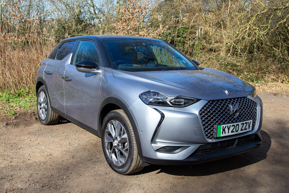 DS 3 Crossback E-Tense review photo 29