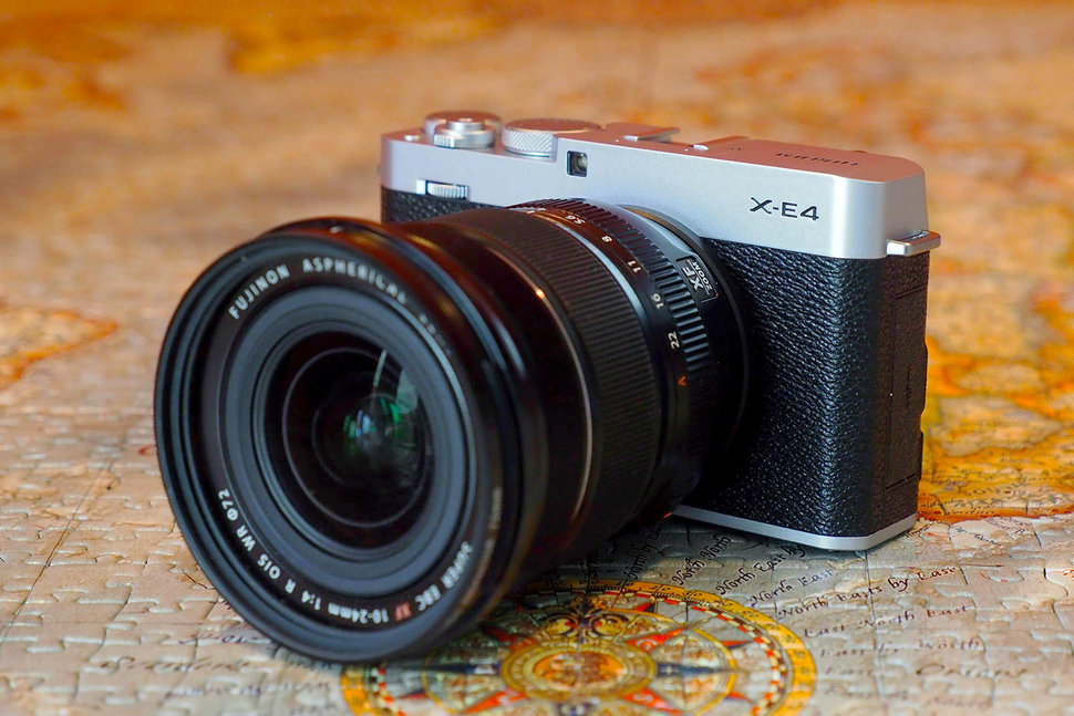 Fujifilm X-E4 review photo 12