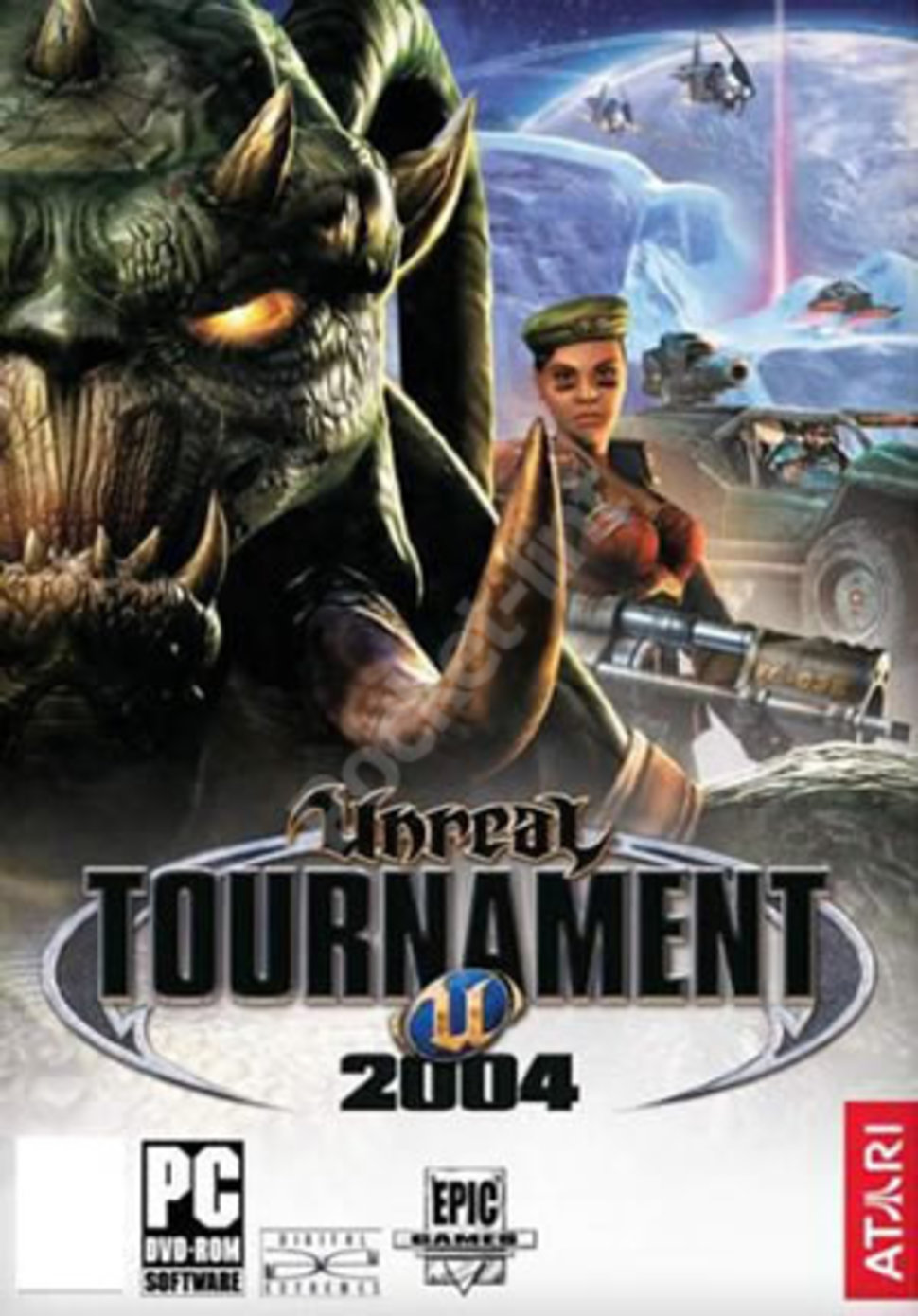 Clear Choice Reviews >> Unreal Tournament 2004 - PC