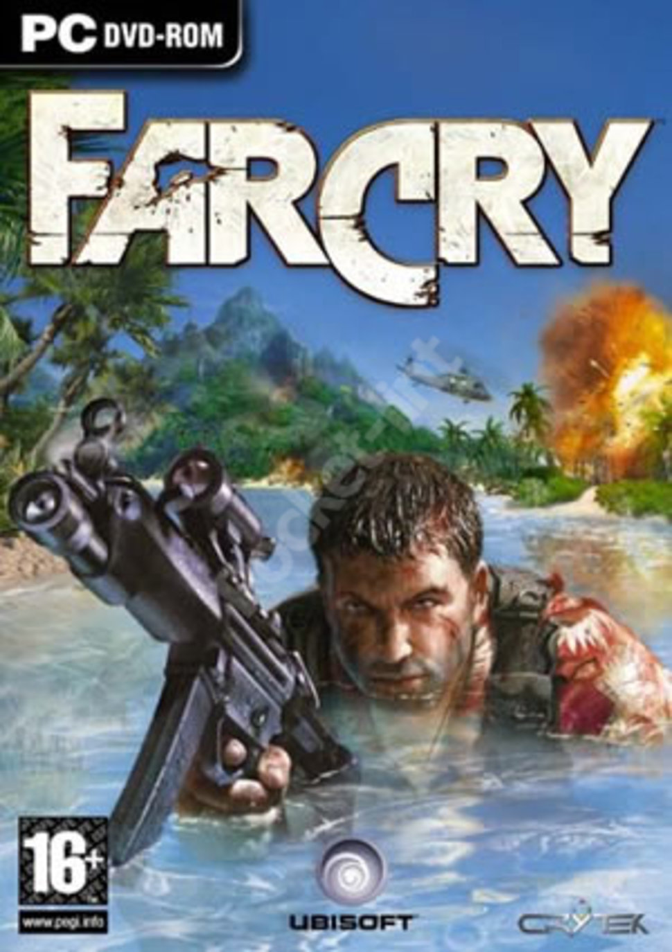 Image result for Far Cry 1 cover pc
