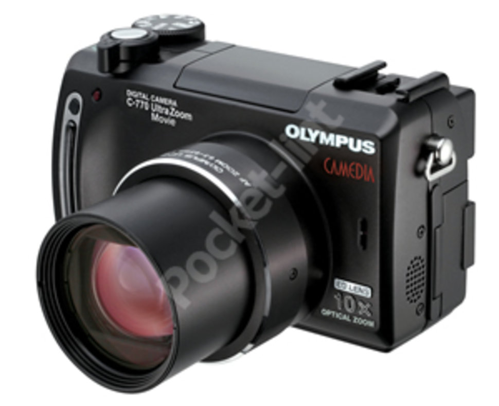 Olympus c 770 ultra zoom software for webcam