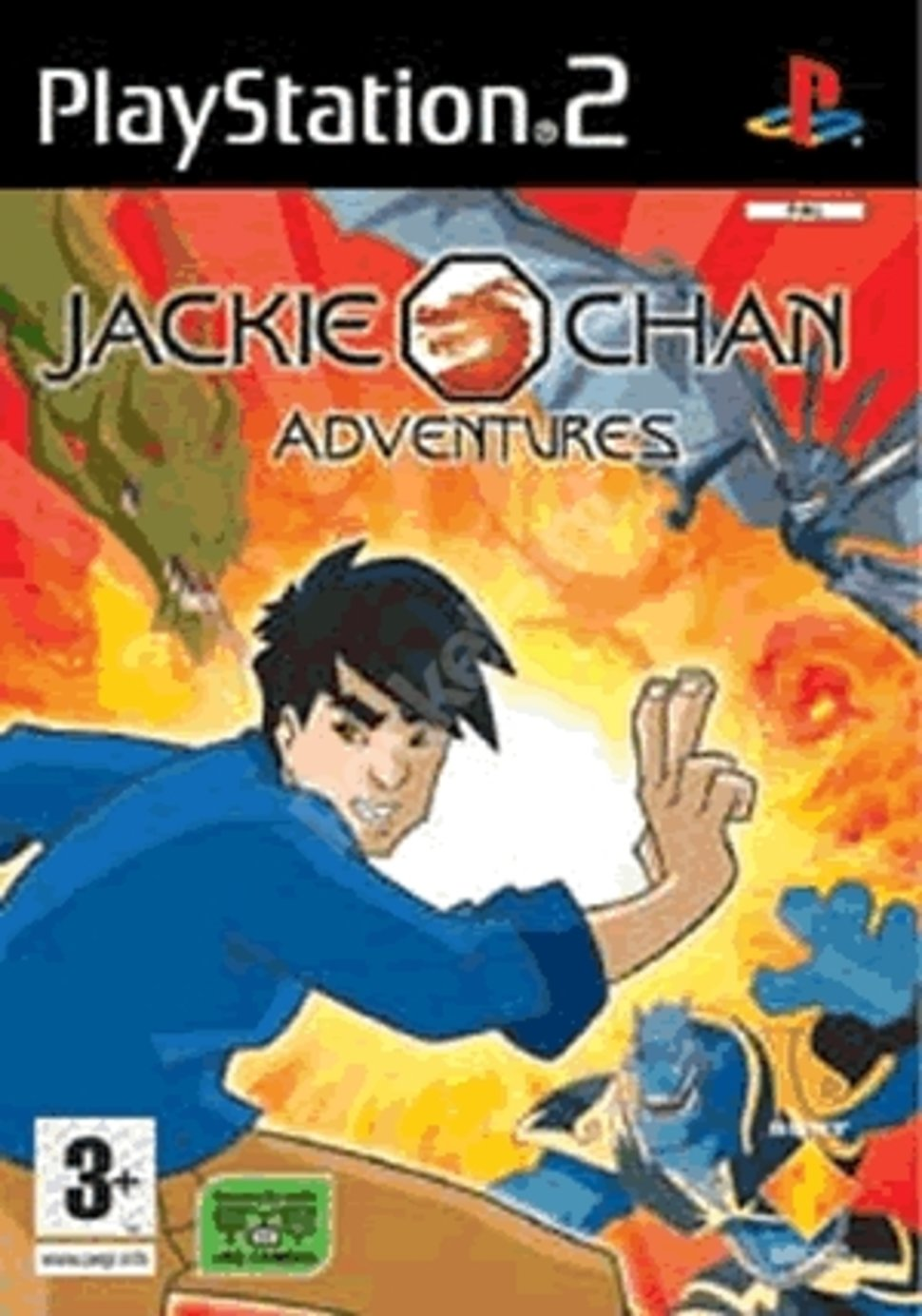 Jackie Chan Adventures - PS2