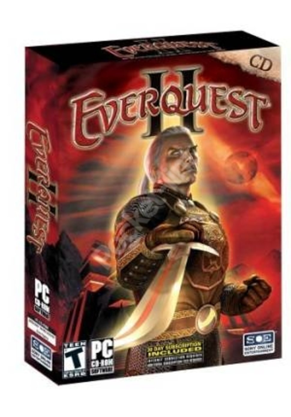 Everquest 2 Races