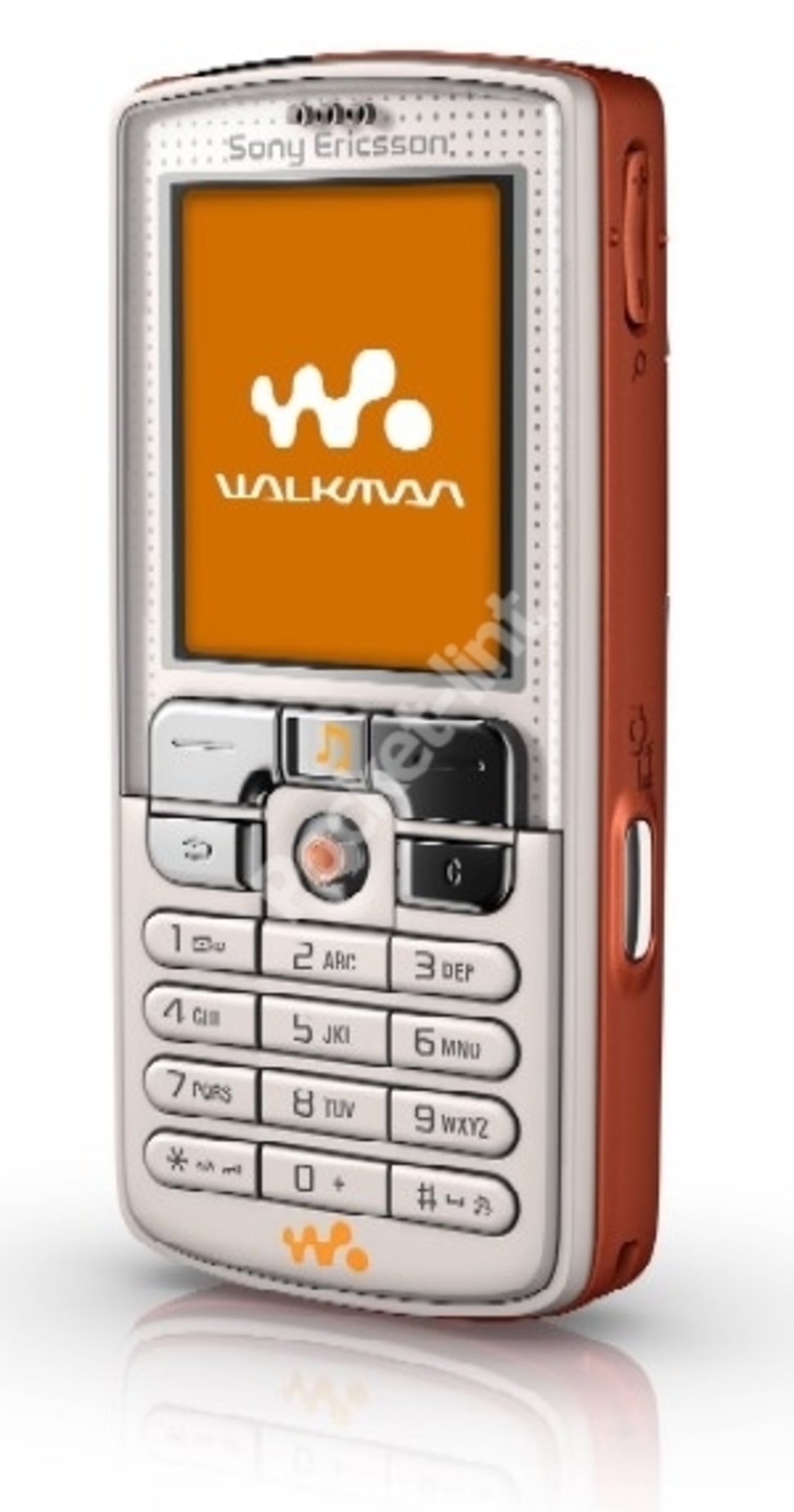Sony Ericsson W800i mobile phone