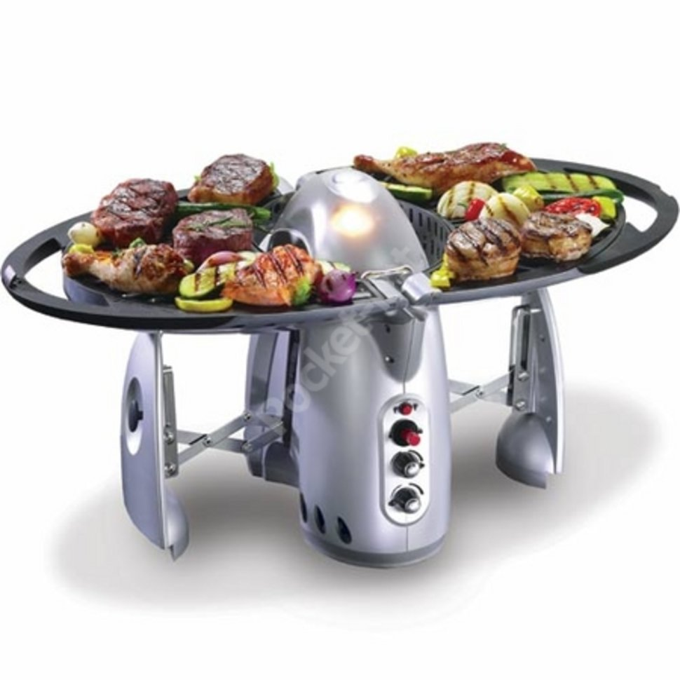 Q Grill Portable Gas Barbeque Image 1
