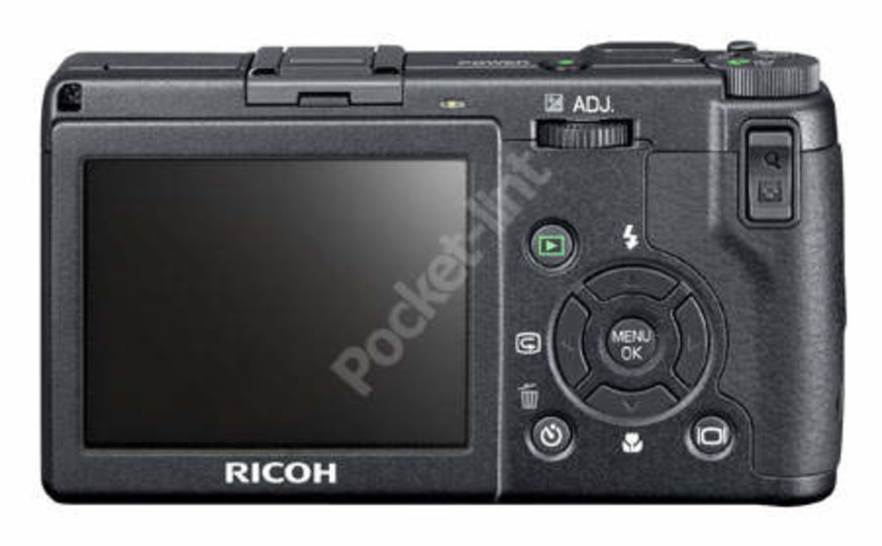 Ricoh GR Digital digital camera