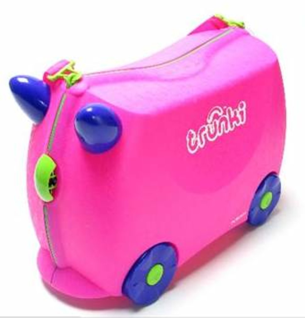 trunki kids suitcase image 1