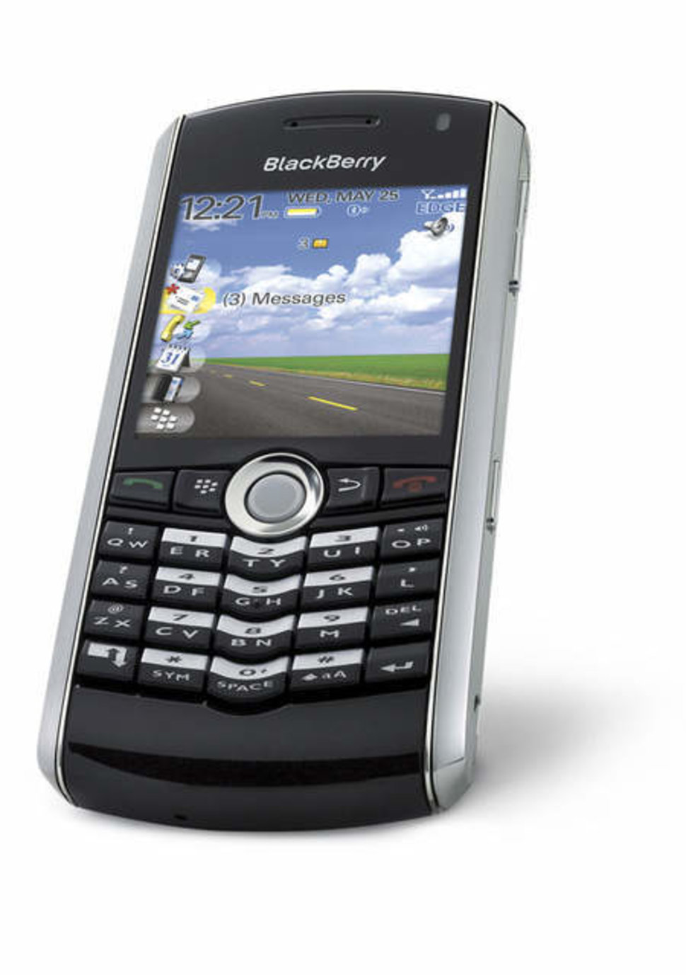 blackberry pearl 8100 smartphone rh pocket lint com 8100F Sim Card BlackBerry Pearl 8100F Sim Card BlackBerry Pearl