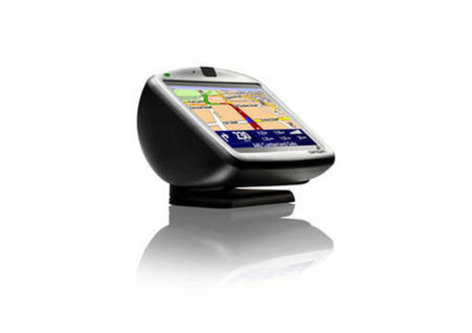 TomTom 910 GPS receiver