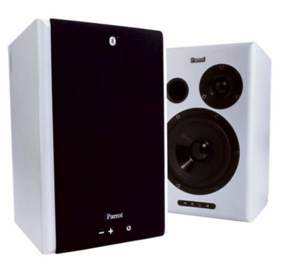 sound system with bluetooth. parrot sound system bluetooth speakers image 1 with t