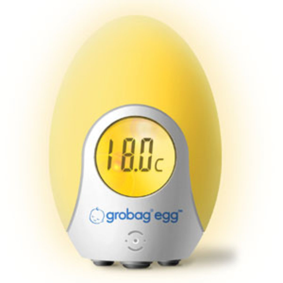 grobag egg colour changing thermometer image 1