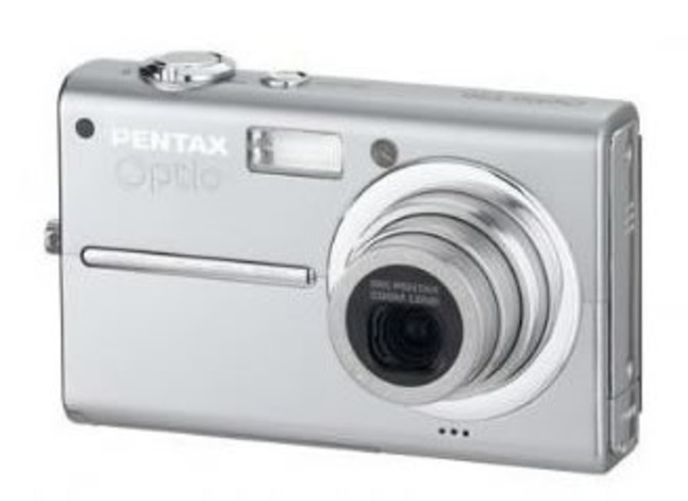 Pentax Optio T20 digital camera - Pocket-lint