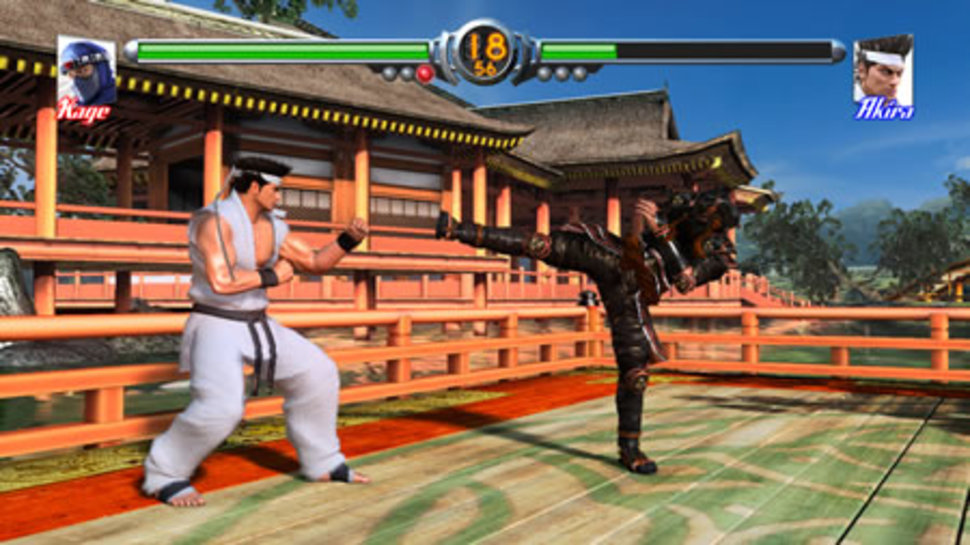 Image result for virtua fighter 5
