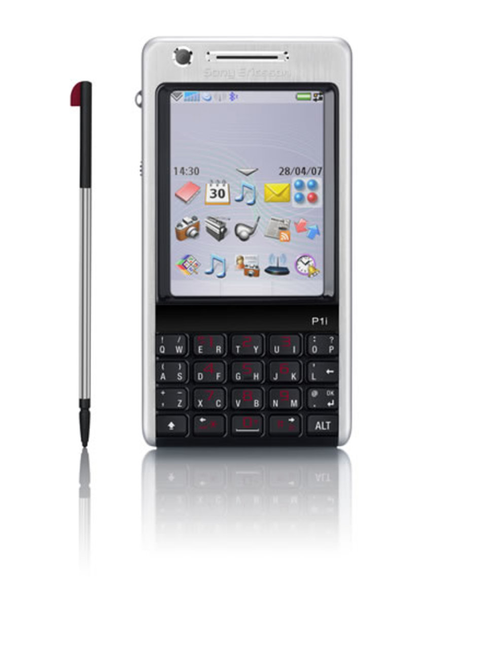 sony ericsson p1 first look image 1