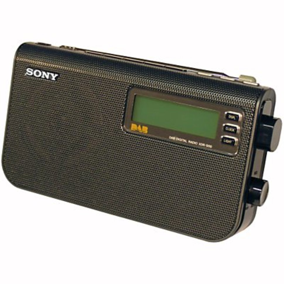 sony xdr s50 dab radio. Black Bedroom Furniture Sets. Home Design Ideas