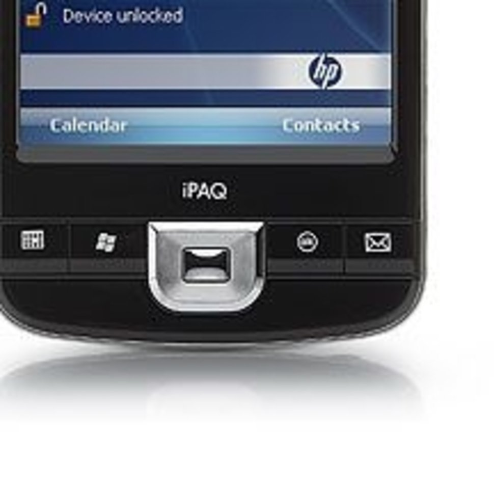 hp ipaq 214 enterprise pda image 1