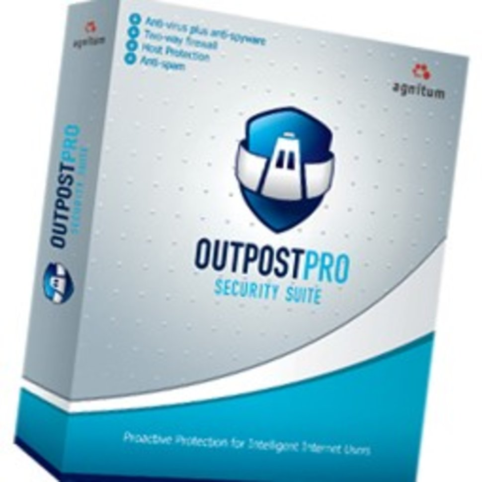 outpost security suite pro 2009 – pc software image 1