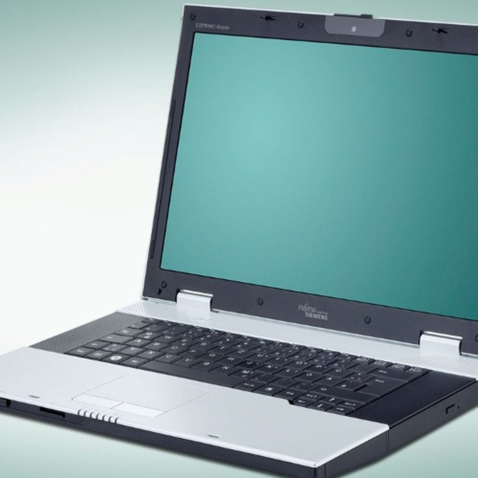 FUJITSU SIEMENS ESPRIMO MOBILE DRIVERS FOR WINDOWS XP