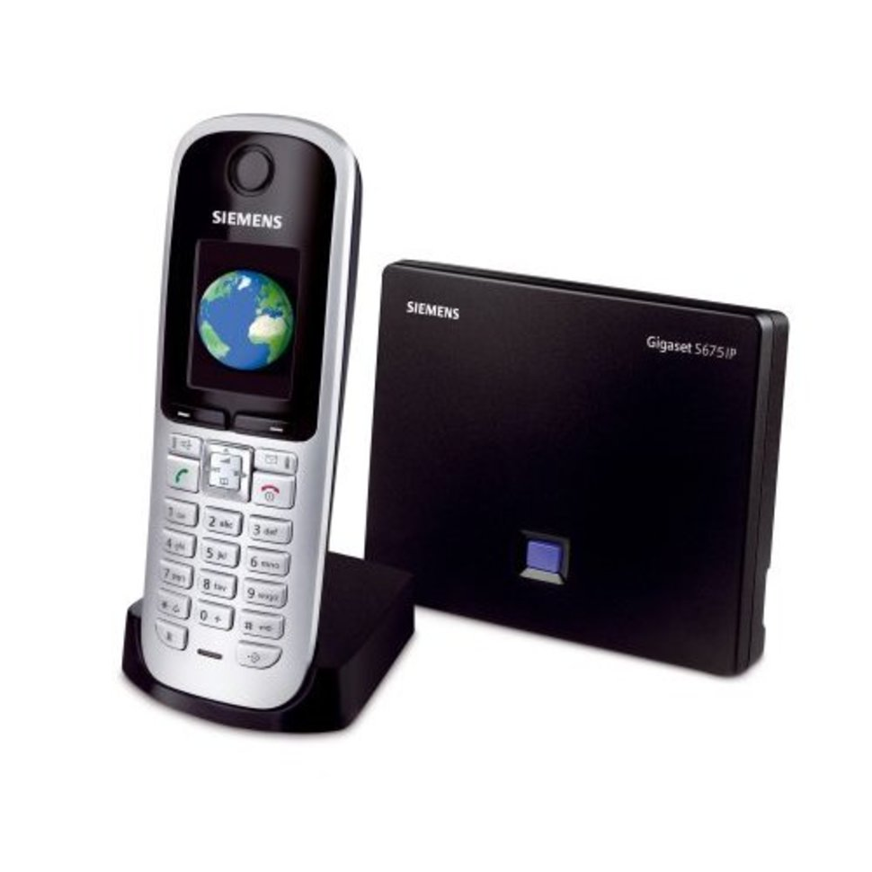 siemens gigaset s685 ip telephone pocket lint. Black Bedroom Furniture Sets. Home Design Ideas