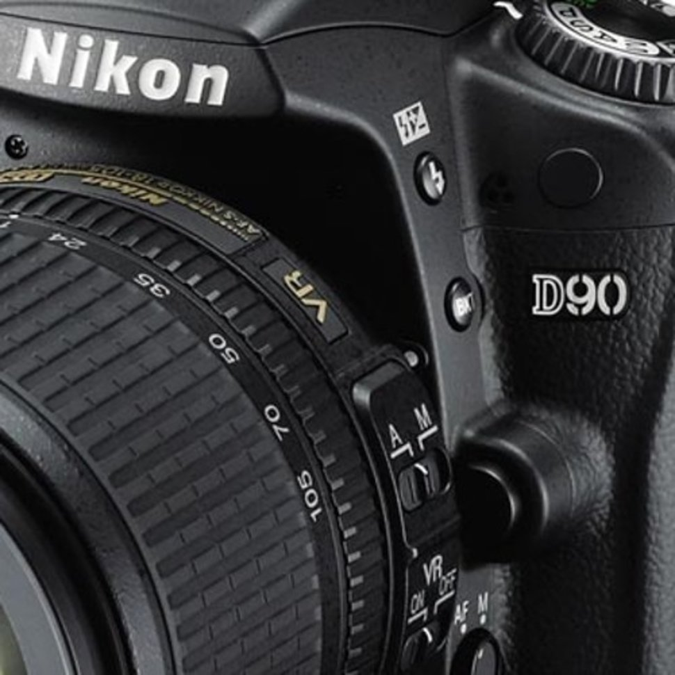 Test Driving Nikon D90 Video With 10 >> Nikon D90 Dslr Camera