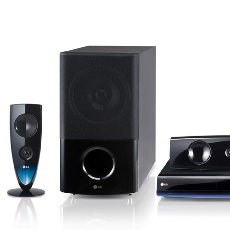 lg hb954 blu ray home cinema system pocket lint. Black Bedroom Furniture Sets. Home Design Ideas