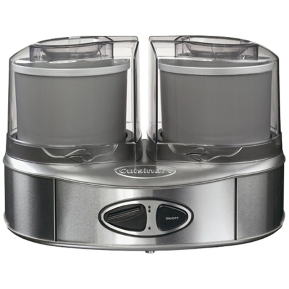 Cuisinart Ice Cream Duo Ice Cream Maker